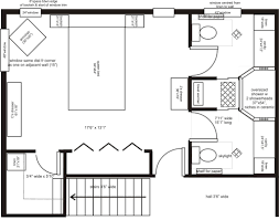 bathroom floorplans master bedroom addition floor plans his her ensuite layout