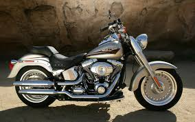 harley davidson fatboy wallpapers hd 1080p for your desktop