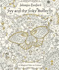 ivy and the inky butterfly by johanna basford penguin books