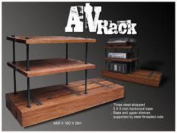 19 Inch Audio Rack Audio Rack Cabinet Plans Roselawnlutheran