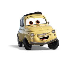 cars movie characters images of luigi the cars movie sc