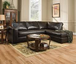 Martino Leather Sectional Sofa Best Selling Home Evan 3 Piece Leather Sectional Sofa Hayneedle