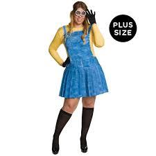 minions movie womens plus size minion costume buycostumes com