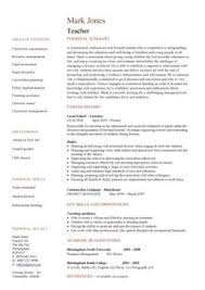 Resume Samples For Job by Teachers Resume Objective With Education Certification Teacher In