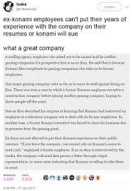 an open letter to konami and its fans get a grip konami tgg