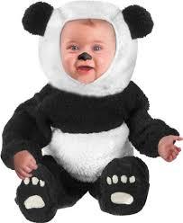 Monkey Halloween Costume Baby 4 Month Boy Halloween Costumes Infant Baby Panda Bear