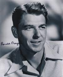 ronald reagan haircut ronald reagan old radio february 6 happy birthday ronald