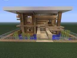 Floor Plans For Minecraft Minecraft Simple Modern House Blueprints U2013 Modern House