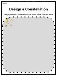 star and constellation facts and worksheets kidskonnect