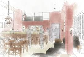 restaurant interior rendering u2013 charlottesville architectural