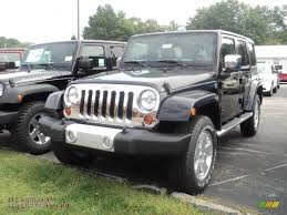 black chrome jeep 2012 jeep wrangler unlimited sahara 4x4 in black 108241 all