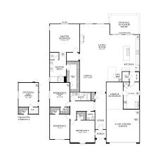 Juniper Floor Plan Residence 1