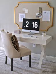Modern Home Office Furniture Nz Olive Lane Home Office Update