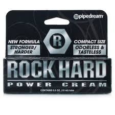 rock hard power penis enhancement delay cream 5 oz stronger
