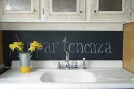 chalkboard kitchen backsplash chalkboard paint backsplash chalkboard paint ideas amp