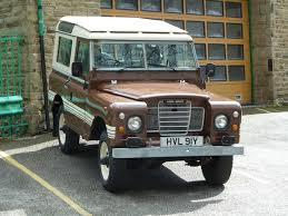 land rover safari for sale hvl 91y 1982 series 3 county station wagon land rover centre