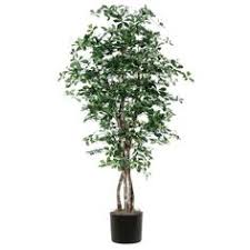 artificial bamboo tree in pot faux flowers trees