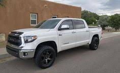 toyota tundra 18 inch wheels 2015 tundra with 3 inch leveling kit and 285 75 18 wheels with