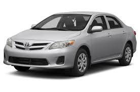 2013 toyota corolla new car test drive