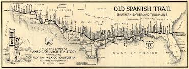 United States Highway Map by It U0027s The Old Spanish Trail Not