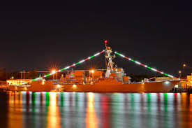 Christmas Lights Festival by U S Navy Festivals Of Lights Navy Live