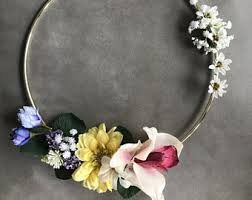 flower decoration for hair flower decorations etsy