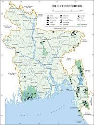 Map Of Bangladesh Wildlife Flora U0026 Fauna Of Bangladesh Skyscrapercity