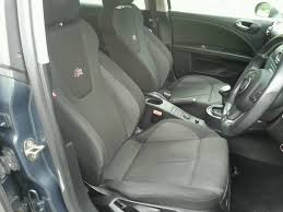 2008 seat leon fr 2 o tdi 170 bhp fsh pristine condn r32 vxr st