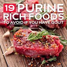 19 high purine foods to avoid if you have gout bembu