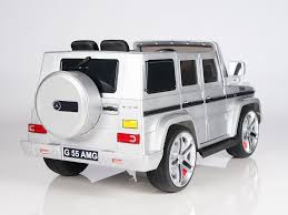 mercedes g wagon ride on mercedes g wagon amg rc truck power wheels style parenta