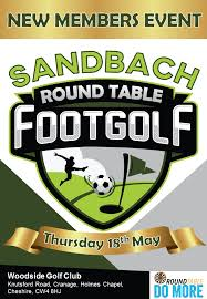 round table woodside rd footgolf a new member event sandbach round table
