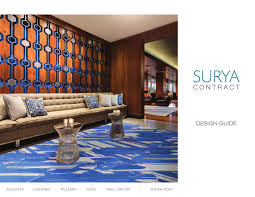 Surya Rug Surya Contract Design Guide Spring 2016 By Surya Issuu