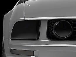 mustang light covers tint americanmuscle