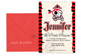 pirate baby shower invitations template best template collection