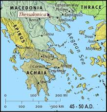 Sparta Greece Map by Paul U0027s First Epistle To The Thessalonians Part 1 Mercy May Be By