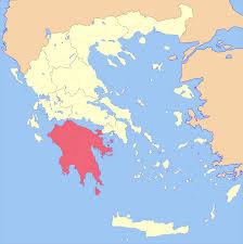 Sparta Greece Map by Mcbride Madison P5 Greek Geograph
