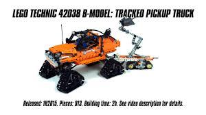 ferrari lego instructions lego technic 42038 b model tracked pickup truck u0027 speed build