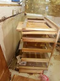 Water Damaged Kitchen Cabinets Handling Ice Snow Damage Insurance Claims U0026 Roof Fall Safety