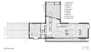 T Shaped House Floor Plans Cowper Griffith Completes Flood Resilient House On Norfolk Coast