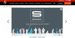 Digital Resume Communication Médias Site Officiel Du Stade Rennais