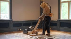 floor sanding machines