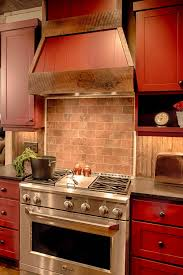 what backsplash looks with cherry cabinets 57 cherry kitchen cabinets cherry blossom colorfull