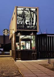 Most Beautiful Christmas Decorated Homes 22 Most Beautiful Houses Made From Shipping Containers Starbucks