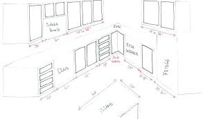 what are the sizes of kitchen cabinets how to measure rock cabinet company