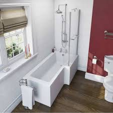Bathroom Suites With Shower Baths by Winchester Bathroom Suite Rh Shower Bath 1700x850 Victoriaplum Com