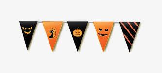 cartoon halloween hanging flag bunting cartoon halloween