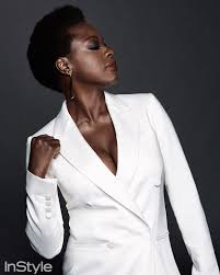 how to get viola davis u0027s gorgeous natural hair instyle com