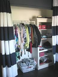 Curtain As Closet Door 45 Best Closet Door Alternatives Images On Pinterest Closet Door