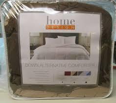 home design down alternative color comforters home design down alternative color king comforter bedding ebay