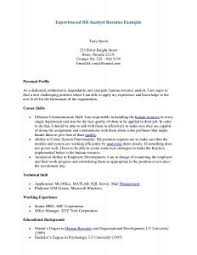 Good Resume For A Job by Examples Of Resumes Good Resume Bad Example Choose 14 Great